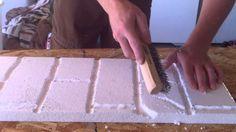 Grimsley Vlogs #40 How to make fake brick walls