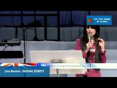 Best talk I've ever heard on redeeming your past, sexual purity and teaching your kids about purity. Lisa Bevere, Sexual Purity