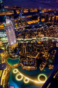 Downtown Dubai, The Address Hotel Downtown, Dubai Fountain, Burj Khalifa View… Address Hotel, Dubai City, Amazing Buildings, Beautiful Places In The World, Bright Lights, Best Places To Travel, Burj Khalifa, The Good Place, Fountain