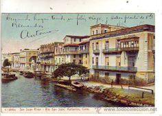 cuba - matanzas - rio san juan. (Postales - Postales Extranjero - América - Cuba)