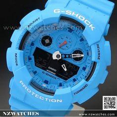 Casio G-Shock Rock Music Edition Analog Digital Watch G Shock Watches, Watches For Men, G Shock Protection, G Shock Red, Casio G-shock, Omega Speedmaster, Rolex Daytona, Rolex Submariner, Patek Philippe