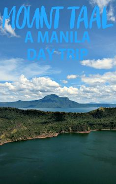 Heading to Manila, Philippines? Mount Taal is an active volcano located a few hours south in Tagaytay and a great day trip to add on before you head to the islands.