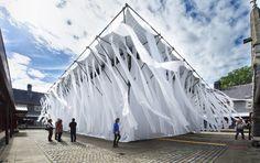 Willow Theater / Tim Lai Architect + Brad Steinmetz Stage Design - Cardiff, UK