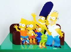 Anamorfose... a) The Simpsons...Role Reversal, 2005 Acrylic plastic, 165 x 175 x 175 cm Courtesy of the artist and Cosmic Galerie, Paris...James Hopkins