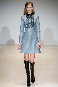 Gucci Fall 2014 RTW - Review - Fashion Week - Runway, Fashion Shows and Collections - Vogue