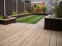 garden decking designs ile ilgili görsel sonucu