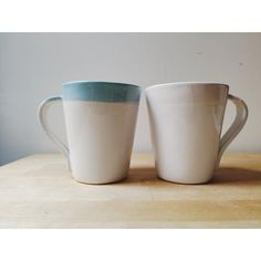 Handmade Pottery Mug Coffee mug set pottery stoneware mug Coffee Mug Sets, Mugs Set, Stoneware Mugs, Ceramic Mugs, Pottery Mugs, Handmade Pottery, Chai, Ceramics, Tableware