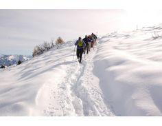 Schneeschuhwandern für Anfänger in Tirol