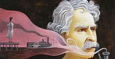 Mark Twain's Top 9 Tips For Living A Kick-Ass Life. Twain is known for his many – and often funny – quotes. Here are a few of my favorite tips from him. Adventures Of Tom Sawyer, Adventures Of Huckleberry Finn, Mark Twain, Mind Tricks, Blended Learning, Popular Books, Albert Einstein, Famous Quotes, Free Books