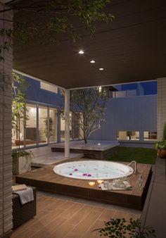 写真検索「検索結果」 | 実例ギャラリー| 戸建住宅 | 積水ハウス Ideal Bathrooms, Coastal Bathrooms, Spa Design, House Design, Jacuzzi Room, Minimalist Baths, Millionaire Homes, Large Baths, Dream Bath