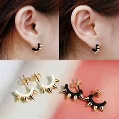 Aliexpress.com : Buy the trend of punk rivet stud earring earrings female  2013 jewelry wholesale   TN 2.99 from Reliable engagement ring wholesale suppliers on Frontier Fashion (drop shipping, MOQ 15 $ ). $2.21