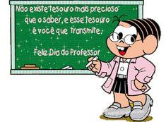 Escola Municipal Rotary I: Feliz Dia do Professor!
