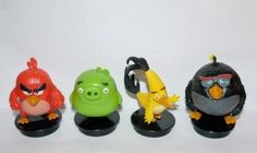 The-Angry-Birds Movie Characters, Fictional Characters, Kids Tv, Angry Birds, Minions, Cinema, Toys, Movies, Ebay