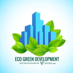 Eco Friendly Green Energy For Development Free Vector - https://vecree.com/2752505/eco-friendly-green-energy-for-development-free-vector/