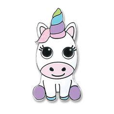 Charmit Unicorn Sticker Charm - $5.00