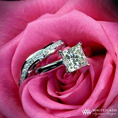 Seriously my dream ring :) Princess cut for the princess.