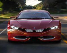 BMW M9 Concept - HTXINTL