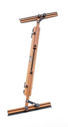 DNB Tools PL200 Stair Wizard #tools    DNB Tools PL200 Stair Wizard The Stair Wizard is the finest stair tread and riser gauge available anywhere that will allow you to install wall-to-wall type treads in half time of traditional methods. The Stair Wizard works by creating an exact template of each tread (or riser), including length, end angles and depth Simply scribe the tread bank along the template outline, or use the Stair Wizard itself as a cutting guide.     It automatically al..