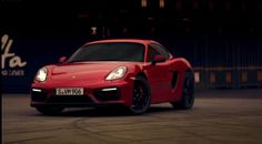 The new Cayman GTS - purism without sacrifice