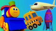 Bob Transport Train | 밥 수송 열차 | 아이들이 수송 배우고 | 아이 비디오 #bobthetrain #kidssong #kidslearning #educational #parenting #entertainment #kidsvideo #childrensongs
