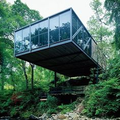 The Goulding Summerhouse by Scott Tallon Walker Architects #interiors #interiordesign #architecture #decoration #interior #home #design #photogrid #bookofcabins #homedecor #decoration #decor #prefab #smallhomes #instagood #compactliving #fineinteriors #cabin #tagsforlikes #tinyhomes #tinyhouse #like4like #FABprefab #tinyhousemovement #likeforlike #houseboat #tinyhouzz #containerhouse by prefabnsmallhomes