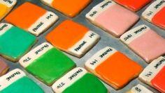 Pantone cookies©