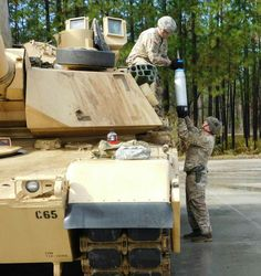 M1A2. 1-64 Armor(US Army photo)