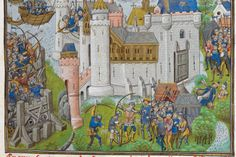 The Hundred Years War - The Siege of Harfleur (1415)