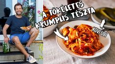 Tökéletes krumplis tészta + gluténmentes kovászos uborka Chicken Wings, Keto, Make It Yourself, Kitchen, Yum Yum, Food, Youtube, Beverages, Street