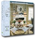 The Gathering of Friends Volume 3 - a beautiful cookbook shows the recipes and shopping list for various dinners along with great decorating tips!