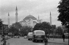 Ayasofya - Sultanahmet, 1963 yılı