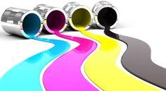 Tintas de la impresión