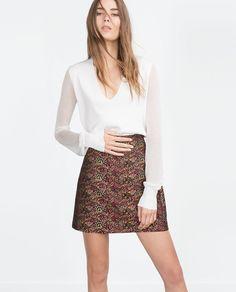 Immagine 3 di GONNA MINI di Zara