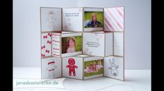 Kreativer Montag 81 - Mini-Flipbook-Karte - inkl. Outtakes