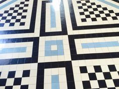 Fantastic floor at the castle nearby  Argenteuil-sur-Armancon in France.