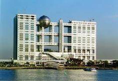 Fuji Television Building, Japan