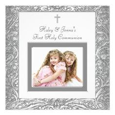 19 best baptism invitations for twins images baptism invitations
