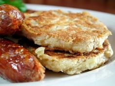 Low-Carb Cheddar Pancakes by cindy.buentello.73