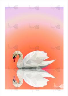 Swan - www.facebook.com/ihcdesigns