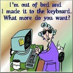 Bringing Humor To Your Day with Love for more funnies =)