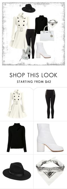 """Bez naslova #11"" by sabahetasaric ❤ liked on Polyvore featuring Witchery, A.L.C., Maison Margiela, Lack of Color, Nicopanda and Michael Kors"