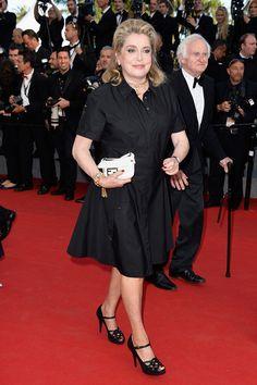 67th Annual Cannes Film Festival 2014 - Catherine Deneuve