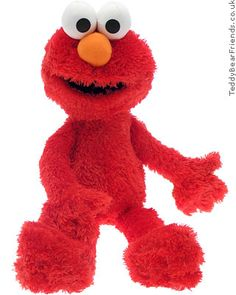 Elmo- my son had this and he loved him too