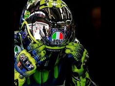 Valentino Rossi -- In the Air Tonight -- 2016 What the Hell, this Clip is adorable!!!