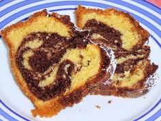 Juicy marble cake from peidami Pecan Desserts, Kid Desserts, Desserts For A Crowd, Holiday Desserts, Thanksgiving Chocolate Desserts, Cake Recipes, Dessert Recipes, Brownie Recipes, Microwave Fudge