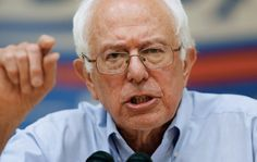 Democratic presidential hopeful Bernie Sanders criticized the Clinton Foundation for accepting donations from foreign governments in an interview aired Sunda...