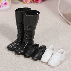 3pairs/lot Fashion Doll Shoes Boots Sneakers Shoes For Ken Dolls Accessories For Barbie Boyfriend Ken High Quality Baby Toy #>=#>=#>=#>=#> Click on the pin to check out discount price, color, size, shipping, etc. Save and like it!