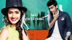 Half Girlfriend is an upcoming Indian romantic drama film based on the novel of the same name written by Chetan Bhagat. The film is directed by Mohit Suri and features Arjun Kapoor and Shraddha Kapoor in the lead roles.  Pagalworld Bollywood Movie Download