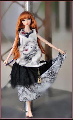 Fashionroyalty.net Doll Fashion royalty, Barbie | VK