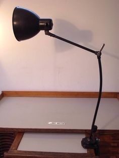 Kandem (Marianne Brandt) Industrial Vintage Lamp